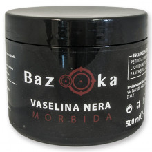 BLACK VASELINE BAZOOKA WITH VITAMINES 500ml SOFT
