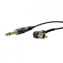 Crystal Coax Cable RCA