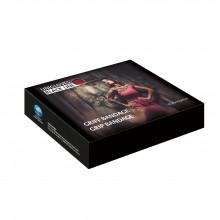 Black Grip Bandage 5cm x4.5mt 12pcs