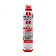 GOOD & SANY DISINFETTANTE ARIA E SUPERFICI 300 ml