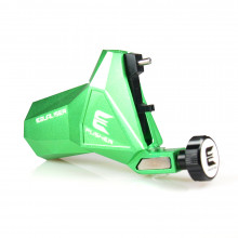 PUSHER ROTARY MACHINE EQUALISER - GREEN