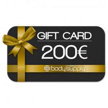 GIFT VOUCHER - € 200