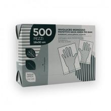 Guanti in sacchetto polietilene 18x30cm - box 500pz