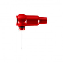 Hawk Drive Thunder - Head Only - Red