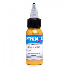 Dragon Yellow INTENZE INK 30ml