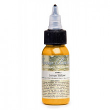 Lemon Yellow GOLD LABEL INTENZE INK 30ml
