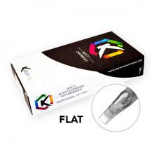 Kreative Cartridges 20pcs - 13FL Flat 0,35mm