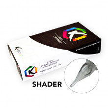 Kreative Cartridges 20pcs - 18RS Round Shader 0,35mm Long Taper