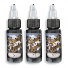 SMOKE OF LONDON 3x30ml