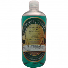 GREEN SOAP CONCENTRATED LAURO PAOLINI 500ml