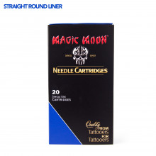 MAGIC MOON CARTRIDGE 05SRL STRAIGHT LINER 20pcs