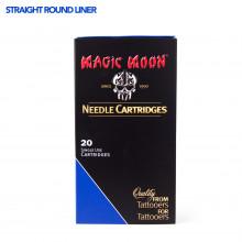 MAGIC MOON CARTRIDGE 14SRL STRAIGHT LINER 20pcs