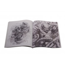 THE DRAWINGS AND SKETCHES OF  PACO DIZETZ 2 book set low