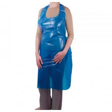 SINGLE APRON BLUE 50pcs