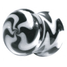PIREX PLUGS BLACK & WHITE