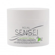 Foot cream with liquorice and mint extract - camphor 250ml