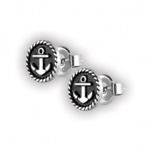 STEEL ANCHOR EAR STUDS