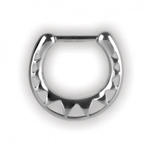 SEPTUM CLICKERS AFRICAN PATTERN MODEL 1