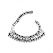HINGED SEPTUM & DAITH CLICKERS 1,2x6mm mod.10