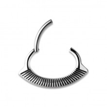 HINGED SEPTUM & DAITH CLICKERS 1,2x6mm mod.2