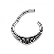 HINGED SEPTUM & DAITH CLICKERS 1,2x6mm mod.3