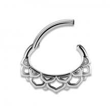 HINGED SEPTUM & DAITH CLICKERS 1,2x6mm mod.6