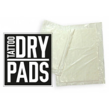 TATTOO DRY PADS 10x15 BOX 100pcs