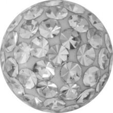 EPOXY COVERED CRYSTAL BALLS