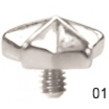 ATTACHMENT FOR DERMAL ANCHOR